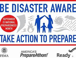 Plan Ahead For Disasters